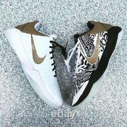 Kobe5 V PROTRO Big Stage CT8014-100 New With Box Size 10 In Hand