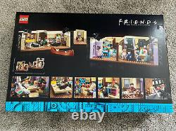LEGOS Friends Central Perk and The Apartments Bundle! NEW IN BOXES