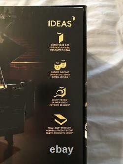 LEGO Grand Piano LEGO Ideas (21323) Brand New Never Been Opened 3662 Pieces