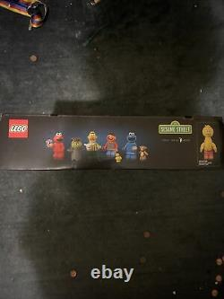 LEGO Ideas 123 Sesame Street (21324) 1367 Pieces