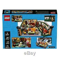LEGO Ideas Central Perk Coffee Shop (21319) Friends TV Show 2019 Building Set