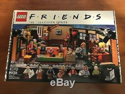 LEGO Ideas FRIENDS Central Perk (21319), BRAND NEW IN BOX/UNOPENED