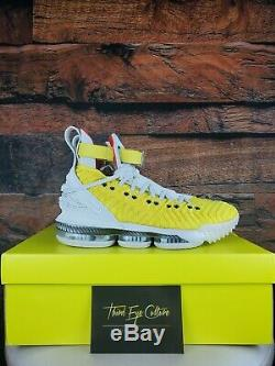 LeBron 16 HFR Harlem Stage Size 10 US Men's Deadstock New With Box