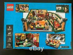 Lego Ideas Friends Central Perk 21319 New & Sealed Sold Out
