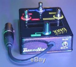 Little DMX, the first stomp-box size stage light and effects controller