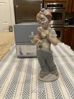 Lladro 8237 Stage Partners with Original Box-Utopia Collection-Brand New Conditio