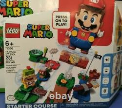 Lot of 12 LEGO Super Mario Expansion Sets71380, 71369, 71360 + MORE SHIPS FREE