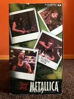 METALLICA Harvester of Sorrow Stage Box Set from McFarlane Toys (Great Box!)