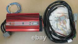 MSD 6215 Dis-4 CD Digital Ignition Box, WithRPM Limiter, 1 Stage Retard, 470V