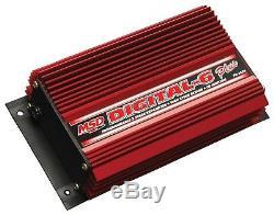 MSD Ignition 6520 Digital 6-Plus Ignition Box 2 Step/Start Retard/Stage Retard