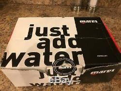 Mares Rover 15x SCUBA diving Regulator new in box 1st and 2nd stage Nitrox