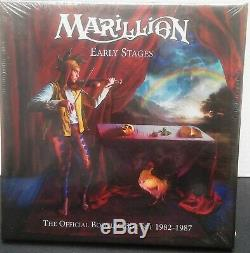Marillion Early Stages The Official Bootleg Box Set 1982-1987 6 CD Brand New
