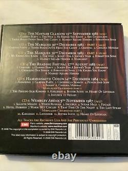 Marillion Early Stages The Official Bootleg CD Box Set