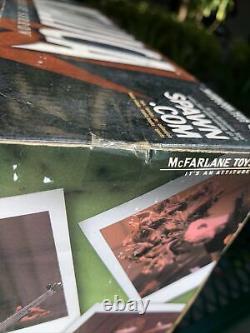 McFARLANE METALLICA HARVESTERS OF SORROW SUPER STAGE FIGURES SET