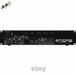 Midas DL16 16-Input / 8-Output Stage Box with 16 Midas Mic Preamps