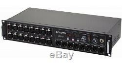 Midas DL16 Stage Box 16 Input/8 Output B-Stock