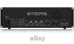 Midas DL32 32-Input / 16-Output Stage Box with 32 Midas Mic Preamps