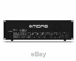 Midas DL32 32-in/16-out Digital Stage Box with 32 Midas Mic Preamps PROAUDIOSTAR