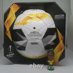 Molten Europa League Football Ball (OMB) 2019-20 group stage, F5U5003-G9, w box