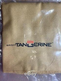 NEW Bright Tangerine Misfit Atom Clamp & Clip On Lightweight 2-Stage Matte Box