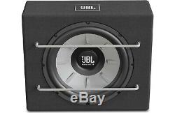 NEW JBL Stage 1200B 1000 Watts Loaded with 12 Sealed Wedge Subwoofer Sub Box