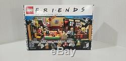 NEW LEGO Ideas Friends Central Perk (21319) LEGO set