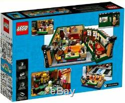 NEW Lego IDEAS set 21319 FRIENDS Central Perk inc 7 minifigures PRE-ORDER