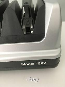 NEW NO BOX Chef's Choice Model 15XV 3 Stage Electric Knife Sharpener