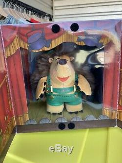 NIB TOY STORY SIGNATURE COLLECTION MR. PRICKLEPANTS PLUSH STAGE BOX Disney PIXAR