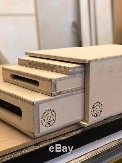 New Apple Box Set Nesting Style for Film/Stage/Studio Grip