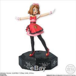 New BANDAI Serena & Stage Pokemon XY & Z PVC Figure Music BOX F/S from Japan