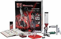 New In Box! Hornady Lock-N-Load Classic Single Stage Reloading Press Kit 85003