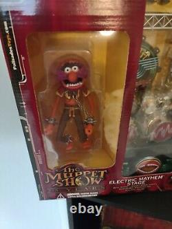 New Muppets Electric Mayhem Stage Playset With Animal Figure The Muppet Show