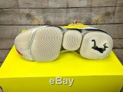Nike Lebron 16 X HFR HARLEM STAGE Size Mens 10.5 New in Box Bright Citron