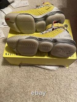 Nike Lebron XVI 16 HFR Harlem Fashion Row Stage Men's 13 CI1145-700 Box NO LID
