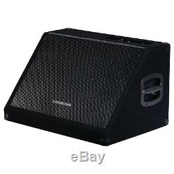 OPEN-BOXSound Town 15 600W Powered DJ PA Stage Monitor Speaker METIS-15MPW-R