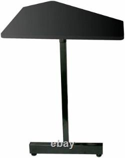 On-Stage Series Wood Studio Workstation, with Workstation Corner Accessory, B