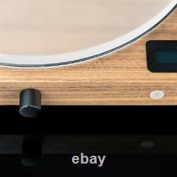 PRO-JECT JUKE BOX S2 Premium Bluetooth Pre-Amp Phono Stage Turntable in Walnut