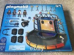 Playmobil 5602 Pop Stars Stage + 5604 + 5605 in main box BNIB Rare Set FREE POST