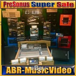 PreSonus NSB 8.8 8x8 AVB-networked Stage Box/ 1 Year Manufacture Warranty
