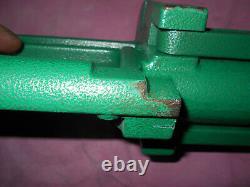 RCBS 9356 Rock Chucker Supreme Single Stage Press Reload Reloading No box