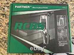 RCBS Partner Single Stage Reloading Press. New in box. RCBS Item #87460