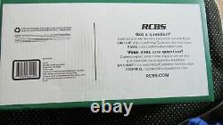RCBS REBEL SINGLE STAGE RELOADING PRESS RELOADER 9353 new in box