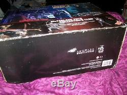 Rare 2002 Mcfarlane Kiss Creatures Limited Edition Boxed Figures + Stage Set