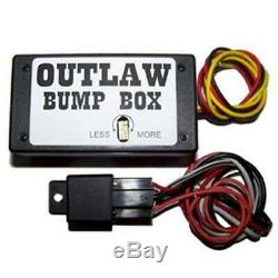 SHIFNOID OUTLAW BUMP BOX for Staging for Drag Racing NC6200 FREE SHIPPING