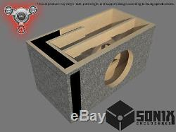 STAGE 2 PORTED SUBWOOFER MDF ENCLOSURE FOR DS18 HOOLIGAN x15 SUB BOX