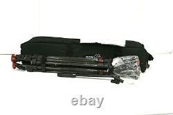Sachtler FSB-6 Fluid Head with 2-Stage Carbon Fiber Tripod #0475 Open Box