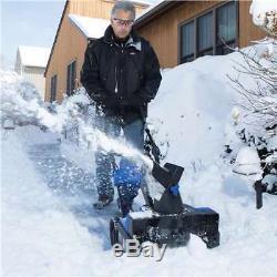 Snow Joe iON 40V Cordless 18 Inch Single Stage Snow Blower (Open Box)