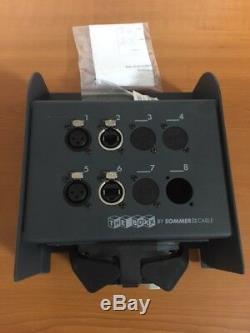 Sommercable SC-Monocat Stagebox mit Multipin auf 2x Netzwerk, 2x DMX Y2FV-M02/00