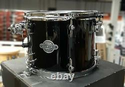 Sonor Select Force Stage 3 5-piece Shell Pack Piano Black, NEW IN BOX, Free Ship